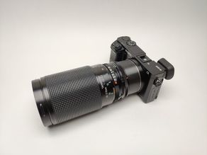 Canon FD to Sony E mount adapter