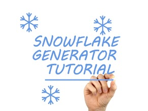 Snowflake Generator Tutorial