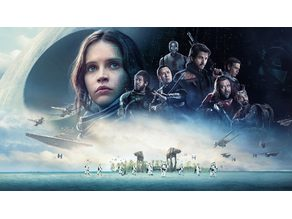 Rogue One Release Poster Lithophane