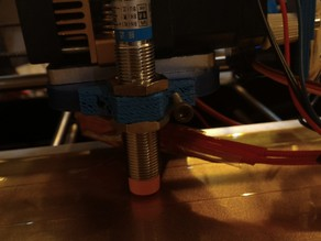 geeetech mk8 probe holder