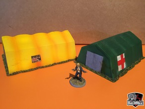28mm Modern Army / Medical Tent