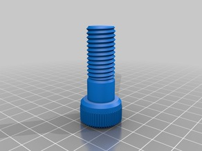 M12 x 36 Socket Head Cap Screw