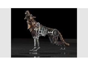Wolf - mechanical