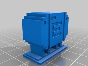 Metroid energy tank NES (solid)