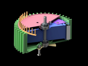 Radial Generator II