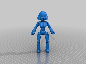 Ball-Joint Love Doll Proof-of-Concept