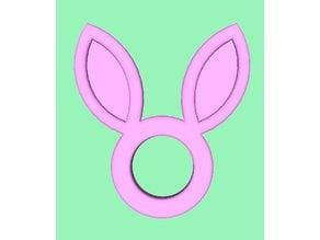 Bunny Napkin Ring 2