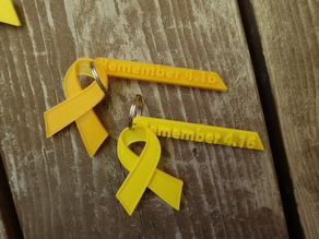 4.16 Sewol Ferry Disaster Memorial Yellow Ribbon