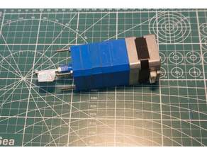 Modular planetary gearbox  1024:1