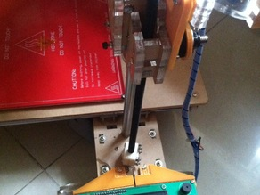 smart controller mount for Printrbot LC PLUS