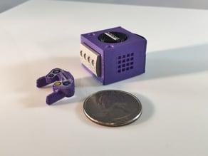 Mini Nintendo Gamecube