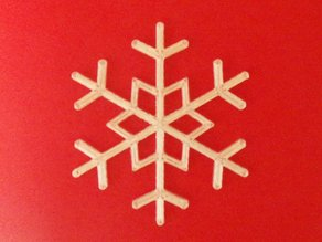 Snow Flake 001