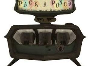 COD Pack a Punch Machine