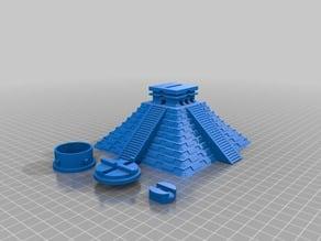 Mayan Pyramid Bank (2 options)