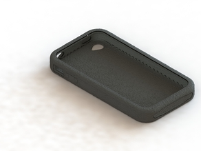 Iphone 4 Flexible Case