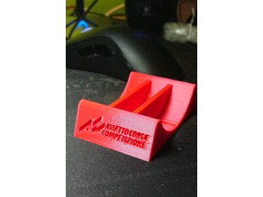 Wheel holder for Gaming Chair - ACC Logo