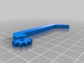 Robotic claw rework