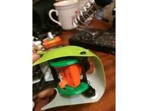 Robocat 270 Camera mount