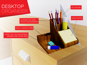 Desktop Organiser