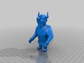 The 3D Print Viking