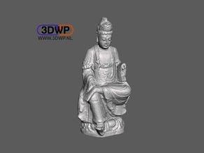 Kuan-yin, Goddess of Mercy 3D Scan