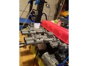 Side Draft Carburators for 3d printed 22r
