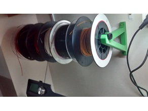 Filament Wall Holder