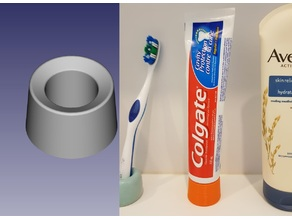Toothpaste Stand