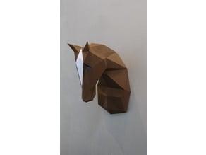 Horse Papercraft