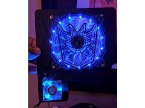 Decepticon Fan Grill (120mm)