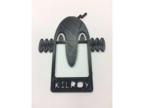 Kilroy Paperclip