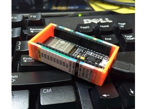 ESP32 DevKit Box