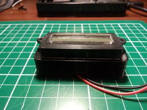 Battery Measurement Device Box