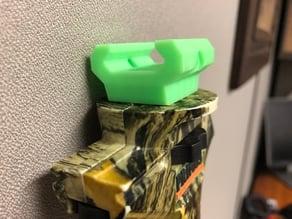 Pica Tinny Rail to Bipod / Tripod / Shooting Sticks Adapter