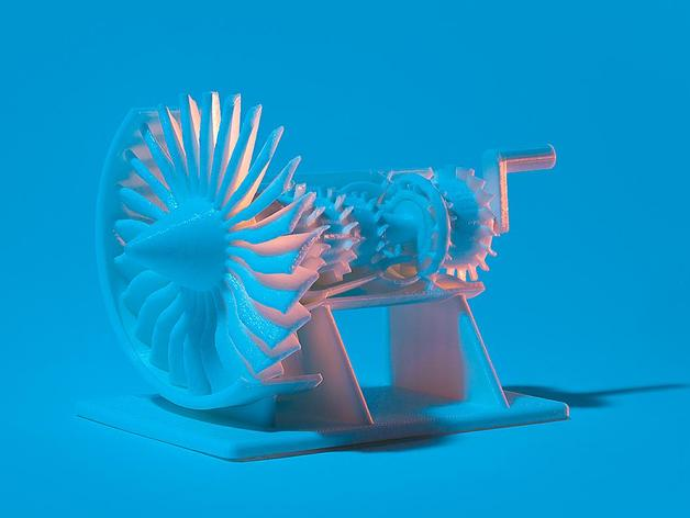 build your own jet engine by ge