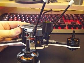 ZMR250/RCX180 XT60+Antenna Holder