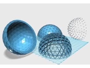 Geodesic Dome 5V