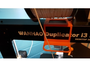 Wire leads to Duplicator i3 plus