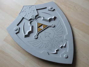 Twilight Princess Zelda Hylian Shield