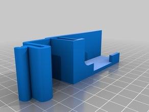 1.8cm width tablet wall holder