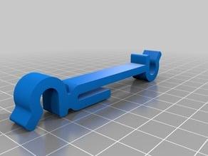 Transport Clips MakerBot Replicator 2 / Replicator 2X