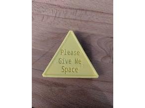 Generic Caution Badge
