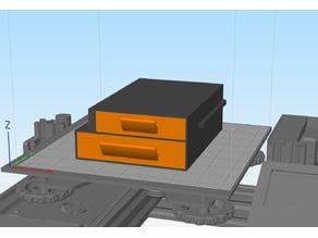 Ender 3 Pro Drawers / Storage