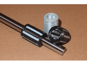 linear bearing with PTFE tube (LM10UU replacement)