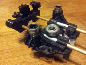 Craft tube bearings for Smartrap