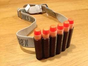 Nerf Darf Belt Clip