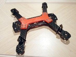 ZMR250 Quadcopter Bottom Plate