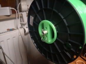 Filament Spool Adapter 12mm shaft