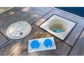 Plastica Skimmer Weir - v3