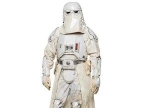 Snow Trooper Abb Plate